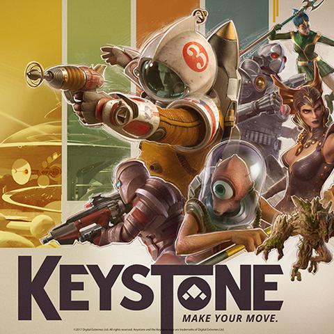 The Amazing Eternals - Keystone devient The Amazing Eternals et prépare sa bêta