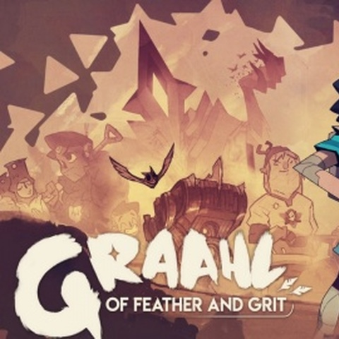 Graahl - of Feather and Grit - Gamescom 2017 - Graahl, par les Français de Swing Swing Submarine