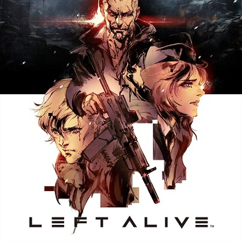 LEFT ALIVE - Square-Enix annonce Left Alive, « shooter d'action et de survie »