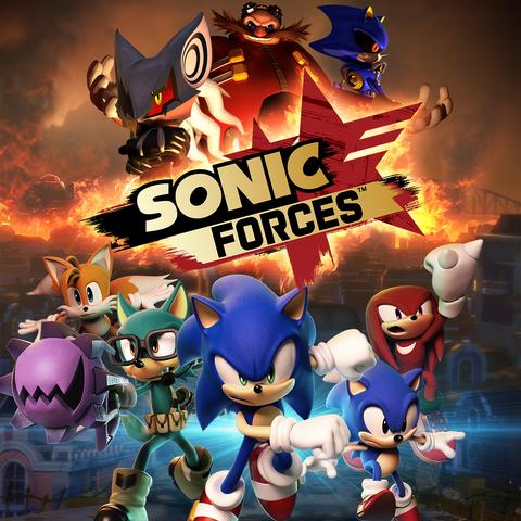 Sonic Forces - Test de Sonic Forces