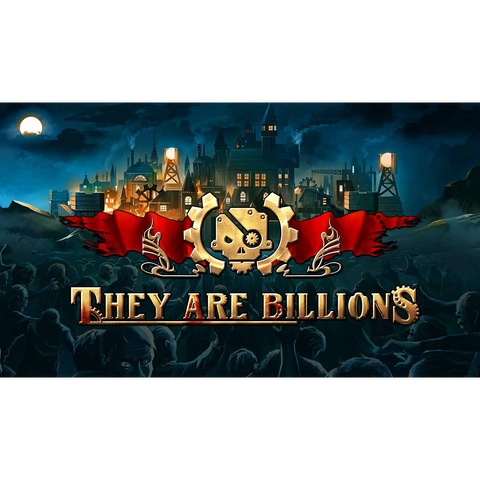 They Are Billions - They Are Billions - Un RTS de survie post-apo