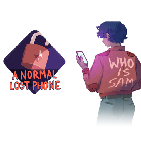 A Normal Lost Phone - Test d'A normal lost phone & Another lost phone
