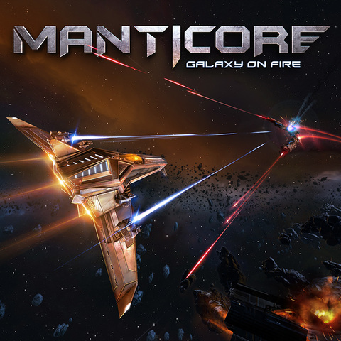 Manticore : Galaxy On Fire - Test de Manticore : Galaxy on Fire
