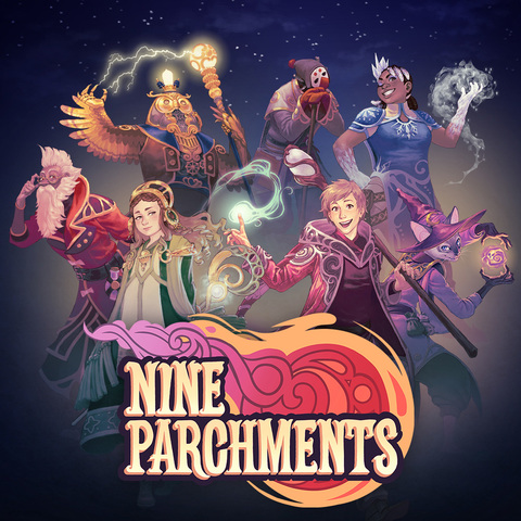 Nine Parchments - Nine Parchments
