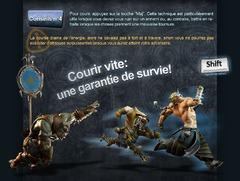 Panzar séduit les joueurs francophones