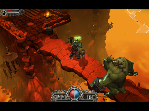 Runic Games - Torchlight manifestement plagié par le MMO mobile Armed Heroes Online