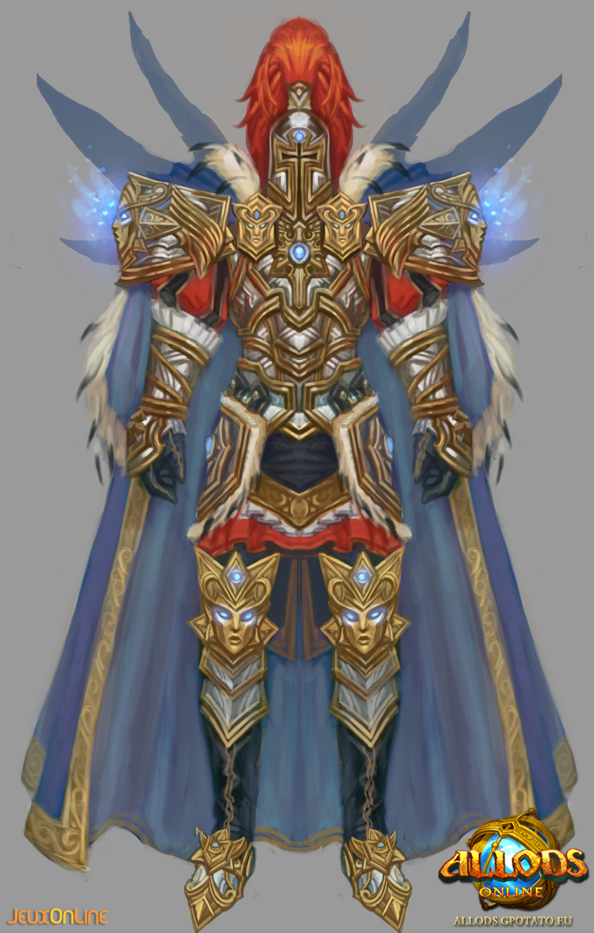 3d elf paladin sexy picture
