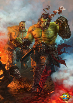 Empire : Orc