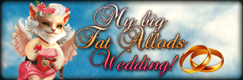 Event : My big fat Allods wedding