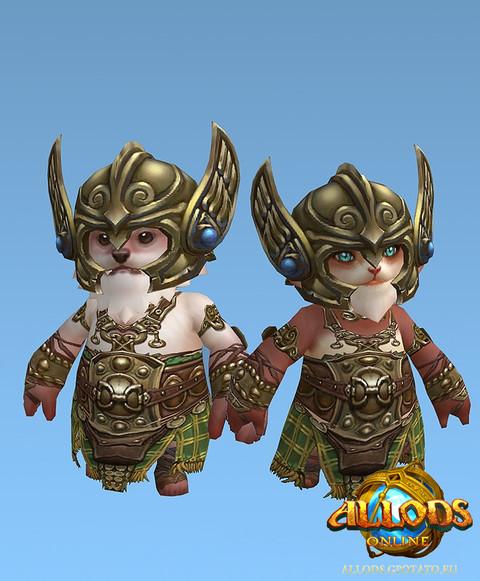 Allods Online - Les combattants d'Allods