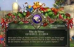 Fae Yule : Fête de l'Hiver 2013
