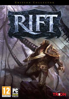 Boîte française de la version collector de Rift