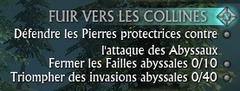 Les invasions des Hautes Terres d'Ombrelune