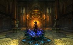 La Tombe de fer