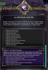 Patch 1.1 : Phase 2 et 3 l'Invasion Mondiale