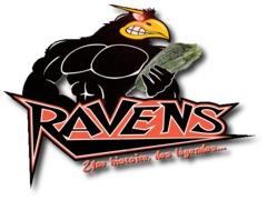 Les Ravens et leurs mélanges de fluides