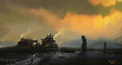 Les paysages de Heroes of Telara