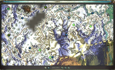 Enigme Pic map