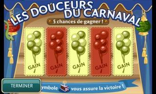 Mini jeu Carnaval Rift Mobile