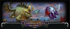 Mise à jour 1.7 : Carnaval des Élus