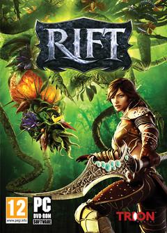 Boîte de la version stanard de Rift