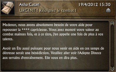 Lettre d'enrolement event 1.8