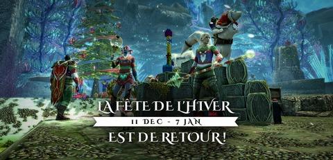 Rift - L'hiver s'abat sur Telara pour une 3e édition de Fae Yule