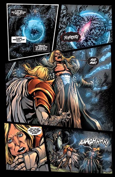 Telara Chronicles, épisode 1 - page 7