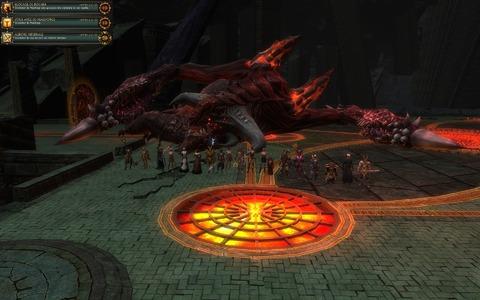 Maelforge a succombé devant la guilde Insanity