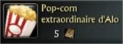 Ce popcorn est plein de surprise ...