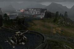 Artillerie rouillée