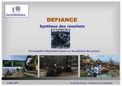 Une petite analyse statistique du MMOTPS Defiance