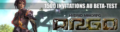 1500 invitations au bêta-test d'Argo Online
