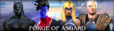 Les runes pour de nouveaux pouvoirs sur Marvel Heroes