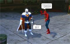 Taskmaster est de corvée sur Marvel Heroes