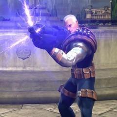 Cable rejoint les rangs des Marvel Heroes