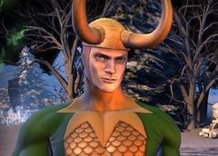 Le super-vilain Loki débarque sur Marvel Heroes