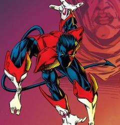 La minute du super-héros Marvel : la touche bleue de Nightcrawler