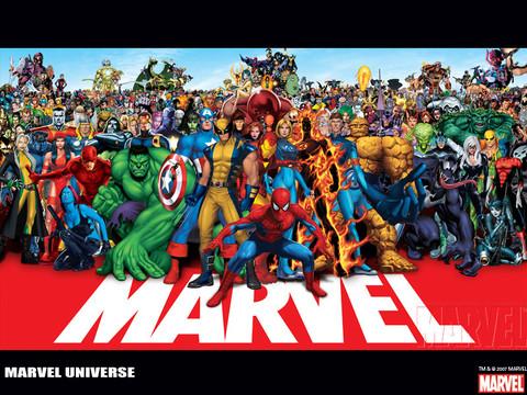 Marvel Heroes - Marvel Universe se dévoile à la Comic-Con
