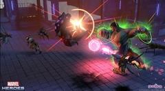 SDCC 2012 - Marvel Heroes, un Diablo avec des super héros