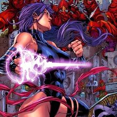 La minute du super-héros Marvel : une séance avec Psylocke