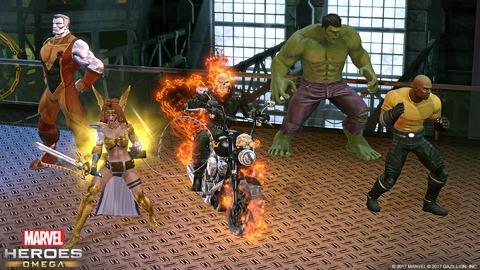 Marvel Heroes - Vers une fermeture de Marvel Heroes