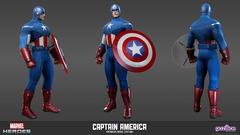 Les Avengers dans Marvel Heroes