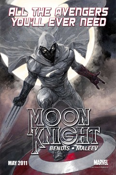 La minute du super-héros Marvel : Moon Knight sous l'ombre de Batman