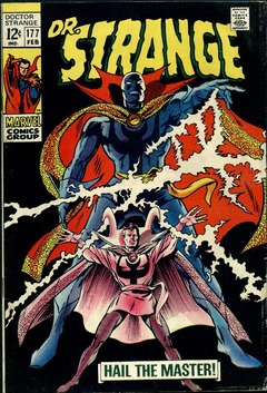 La minute du super-héros Marvel : consultation du Docteur Strange
