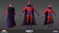 Magneto à l'assaut de Marvel Heroes