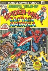 Des équipiers sur Marvel Heroes