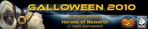 E-sport : Heroes of Newerth à la GA'lloween 2010