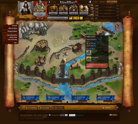 Les Seigneurs - Les Seigneurs évoluent en version 4.2