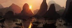 Paikang : la côte, le temple de Yun et la cité